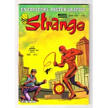 Strange N° 142 + Poster Attaché - Comics Marvel