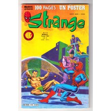 Strange N° 170 + Poster Attaché - Comics Marvel