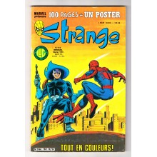 Strange N° 182 + Poster Attaché - Comics Marvel