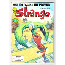 Strange N° 206 + Poster Attaché - Comics Marvel