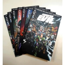 Forvever Evil N° 1 à 7 Lot Collection Complète - Comics DC