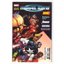 Marvel Icons (1° série) N° 1 - Comics Marvel