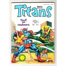Titans N° 12 - Comics Marvel