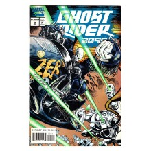 Ghost Rider 2099 N° 3 - Comics Marvel