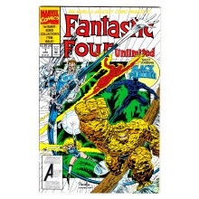 Fantastic Four Unlimited N° 1 - Comics Marvel