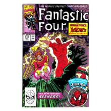 Fantastic Four N° 342 - Comics Marvel