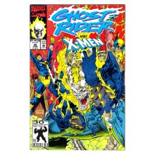 Ghost Rider Vol. 2 N° 26 - Comics Marvel