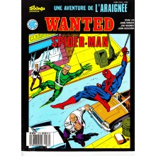Une Aventure De L'Araignée N° 30 - Wanted Spider-Man - Comics Marvel