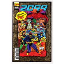 2099 N° 11 - Comics Marvel