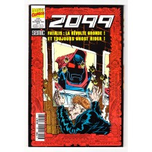 2099 N° 28 - Comics Marvel
