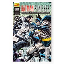 Batman - Punisher - Comics DC Marvel