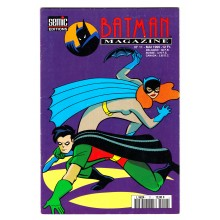 Batman Magazine (Semic) N° 11 - Comics DC