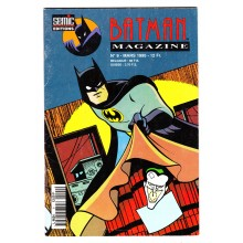 Batman Magazine (Semic) N° 9 - Comics DC