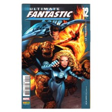 Ultimate Fantastic Four N° 12 - Comics Marvel