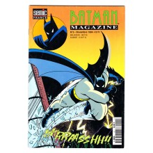 Batman Magazine (Semic) N° 5 - Comics DC