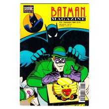 Batman Magazine (Semic) N° 6 - Comics DC
