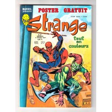 Strange N° 94 + Poster Attaché - Comics Marvel