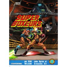 TOP BD N° 7 - Super Boxeurs - Comics Marvel
