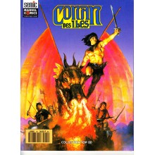 TOP BD N° 25 - Conan Des Iles - Comics Marvel
