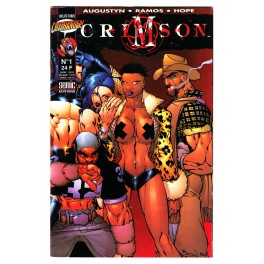 Crimson (Semic) N° 1 - Comics Image