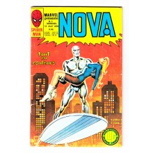 Nova N° 3 - Comics Marvel