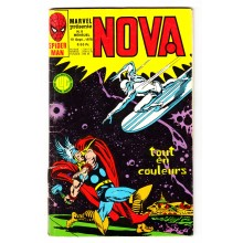 Nova N° 8 - Comics Marvel