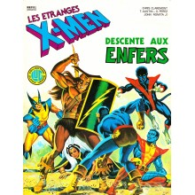 LES ETRANGES X-MEN N°1