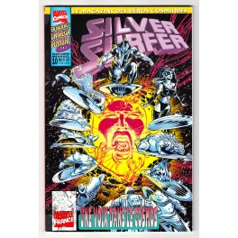 Silver Surfer (Magazine) N° 10 + Poster - Comics Marvel