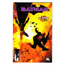 Batman (Panini) N° 21 - Comics DC