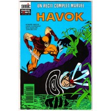 "UN RECIT COMPLET MARVEL N°32 ""HAVOK"""