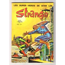 Strange N° 37 - Comics Marvel