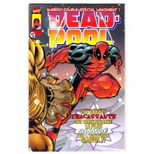 Deadpool (Magazine 1° Série) N° 1 à 9 Collection Complète - Comics Marvel