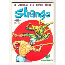 Strange N° 72 - Comics Marvel