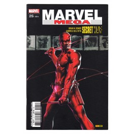 Marvel Méga N° 25 - Secret War - Comics Marvel