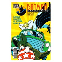 Batman Magazine (Semic) N° 13 + Poster Attaché - Comics DC