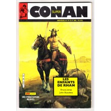 Conan Super (MON Journal) N° 19 - Comics Marvel