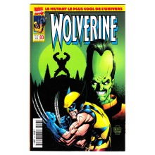 Wolverine (Marvel France - 1° Série) N° 83 - Comics Marvel