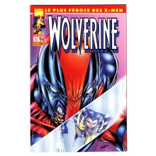 Wolverine (Marvel France - 1° Série) N° 94 - Comics Marvel.