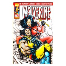 Wolverine (Marvel France - 1° Série) N° 92 - Comics Marvel.