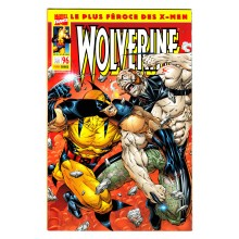 Wolverine (Marvel France - 1° Série) N° 96 - Comics Marvel.