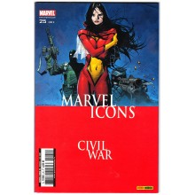MARVEL ICONS N°25
