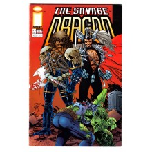 Savage Dragon (Semic) N° 4 - Comics Image