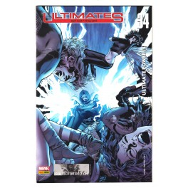 Ultimates (Magazine - Avengers) N° 34 - Comics Marvel