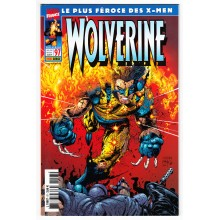 Wolverine (Marvel France - 1° Série) N° 97 - Comics Marvel.
