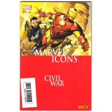 MARVEL ICONS N°27