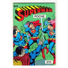 Superman Poche N° 24 - Comics DC