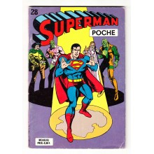Superman Poche N° 28 - Comics DC