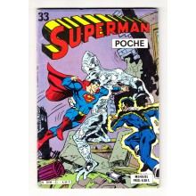 Superman Poche N° 33 - Comics DC