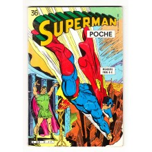 Superman Poche N° 36 - Comics DC