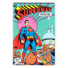 Superman Poche N° 42 - Comics DC